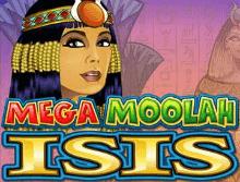 Игровой автомат Mega Moolah Isis
