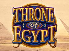 Египетский Трон в казино онлайн на деньги