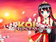 Игровой аппарат Koi Princess: играть азартно онлайн